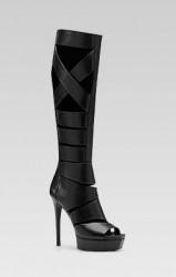 Gucci Laars 2010 Zwart