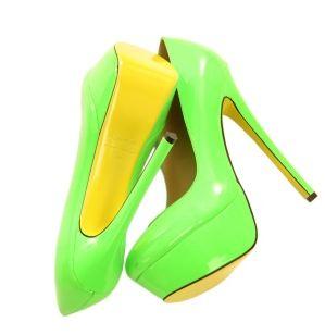 Kandee Schoenen Groen