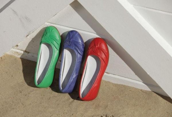 Terre Bleue Kinderschoenen ballerina's