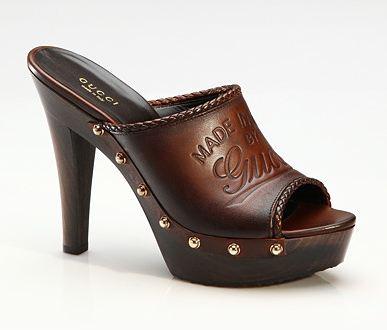 Gucci Clogs 2011 SS