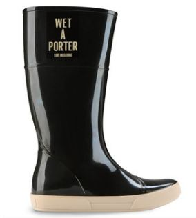 Wet a Porter Moschino Shoes