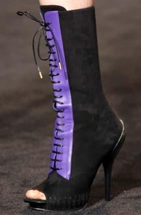 Versace Schoenen 2012