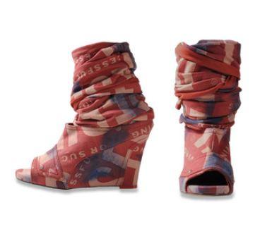 Diesel schoenen Sleehakken