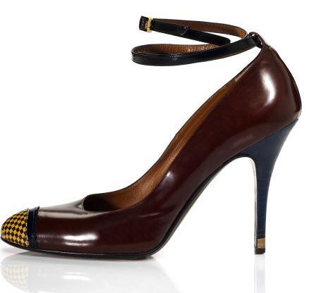 Fendi schoenen Wintercollectie 2012