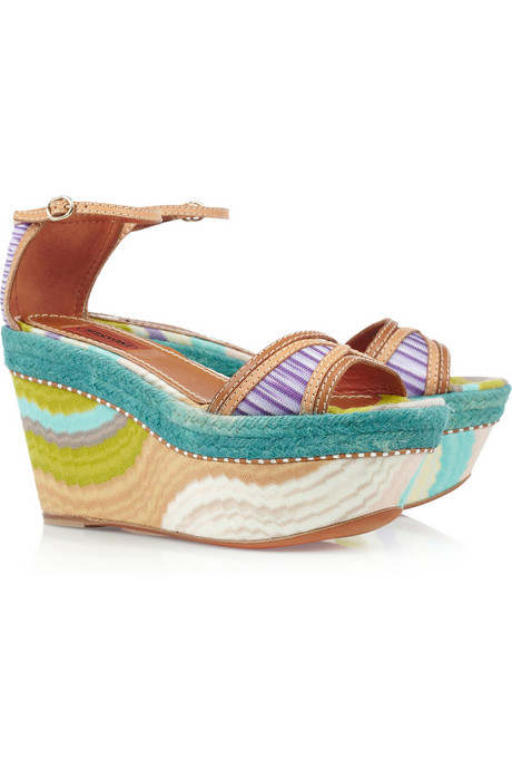 Missoni Shoes 2012